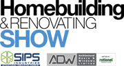 Image shows the logo for the Homebuilding & REnovating Event at Glasgow SEC on 16th and 17th June 2018